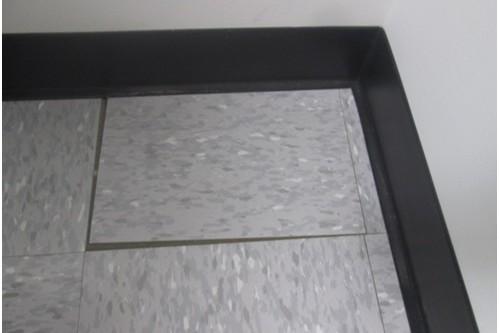 Forensic Floors - Moisture Intrusion Inspection for tiled floors.